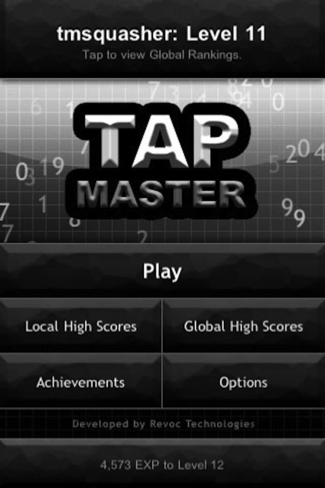 Screenshot Tap Master I