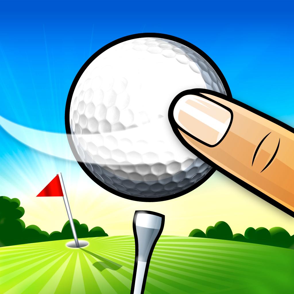 Flick Golf! iOS